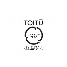 Toitū Carbonreduce Certification
